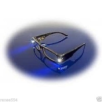 Magnified Reading Glasses 1.0 LED New Fishing Camping Parts Accessories