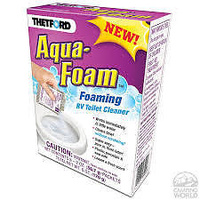 Thetford Aqua-Foam RV Portable Toilet Cleaner New Caravan Camping Parts Accesso