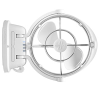 White Sirocco 11 Gimbal Fan