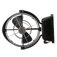 Black Sirocco 2  Gimbal Fan