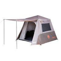Coleman Tent Instant Up 4P Silver Series