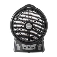 "Lithium Ion Rechargeable Fan (8"")"