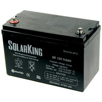 110AH SOLARKING 12V AGM BATTERY