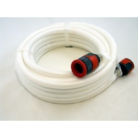 RX DRINKING HOSE 12MM x 20M WITH FITTINGS