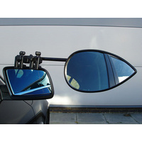 MILENCO Aero3 XXL Caravan Towing Mirrors Pair 4x4 Caravan Car
