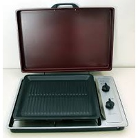 SWIFT BBQ/GRILL 2 BURNER COOKTOP - NO SLIDE