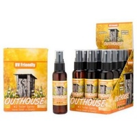 OUTHOUSE #2 Toilet Spray Citrus