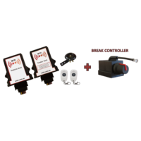 WITI WIRELESS TRAILER INTERFACE & BREAK CONTROLLER