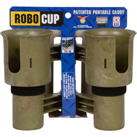 ROBO CUP CAMO HOLDER FISHING ROD
