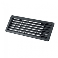 THETFORD UPPER VENT KIT BLACK - SINGLE W/O SCREEN