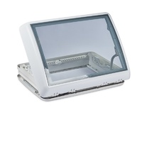 DOMETIC MIDI HEKI LED LEVER MODEL - WHITE EDGE