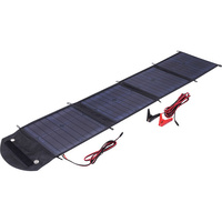 TOPRAY 50W FOLDING SOLAR PANEL KIT 1349