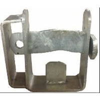 Trailer Coupling Lock Single