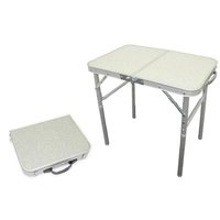 Folding Compact Side Table New Caravan Camping Boat RV Home Accessories