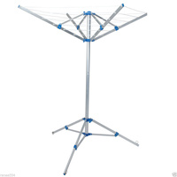 Australian RV Rotary Clothes Line and Stand