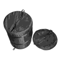 CSSP Collapsible Clothes Hamper