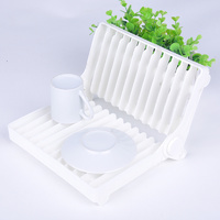 ROYAL KITCHENWARE MINI FOLDING DISH DRAINER