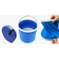 Collapsible Space Saving Bucket 9L 0284