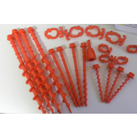TRITON 20 PIECE SCREW PEG KIT + FREE DRILL ADAPTOR