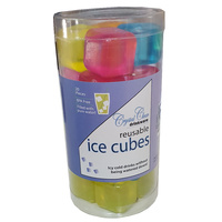 REUSEABLE ICE CUBES 20 PACK