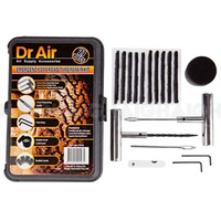DR AIR 4WD 46PCE TYRE REPAIR KIT