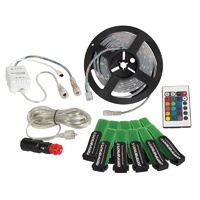 EPAK 12V MULTI COLOUR LED KIT 5M