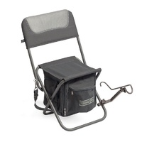 Companion Rhino Fishing Chair With Cooler & Fishing Rod Holder New Camping