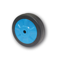 "Ark 6"" Solid Rubber Wheel"