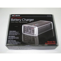 PROJECTA 10 AMP BATTERY CHARGER 12V AUTOMATIC 7 STAGE IC1000