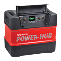 PROJECTA PORTABLE POWER HUB PH125