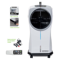Companion Rechargeable Portable Evaporative Cooler/Fan Unit 12v/240v Caravan New