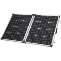 130 Watt Monocrystaline Suitcase Solar Panel