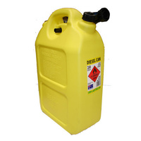 DIESEL JERRY CAN WITH POURER