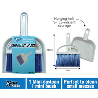 MINI DUSTPAN & BRUSH