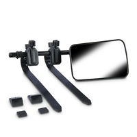 Dometic Flat Towing Mirror - Pair