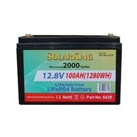 SOLARKING LITHIUM BATTERY 100AH