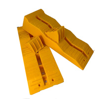 LEVELING RAMPS 3 STEP WITH CHOCKS AND BAG