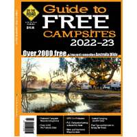 2020-2021 Edition Guide To Free Campsite Book