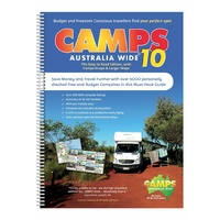 NEW 2019 CAMPS 10 SNAPS AUSTRALIA WIDE BOOK