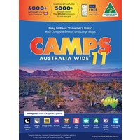 Camps 11 Snaps Book - Camps Australia Wide - Large B4 Size Spiral Bound Soft Cover