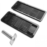 DOMETIC VENT KIT BLACK AS1625