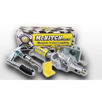 MCHITCH 2 TONNE BOLT ON AUTOMATIC COUPLING AUBO2