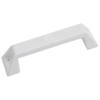 PLASTIC GRAB HANDLE 176MM - WHITE