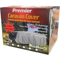 Premier Heavy Duty 4 Layer Caravan Cover 4.8M to 5.4M PCC18 New Travel Accessories