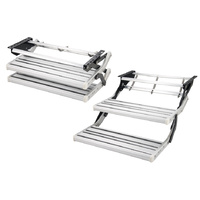 MANUAL CARAVAN ALUMINIUM DOUBLE STEP