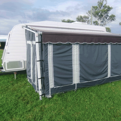 COAST Awning Wall Kit 18' Privacy Room