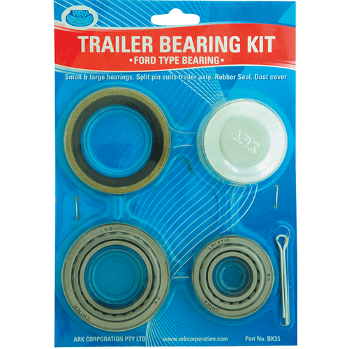 ARK TRAILER BEARING KIT FORD BK35
